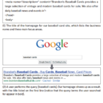 From Google: 5 Things You Need to Know About SEO