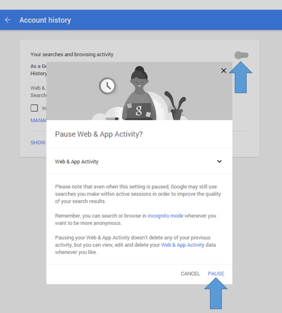 Google Search History 4
