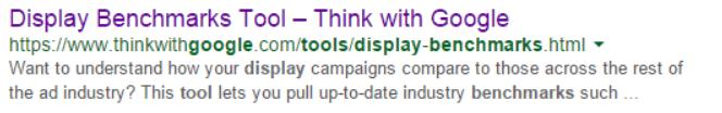 Google Benchmark