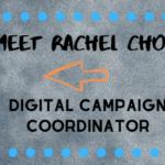 Meet Rachel Choi. Master of languages, including digital.