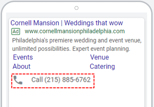 A screenshot of a cell phone